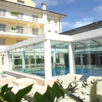 Hotel luna la scheda con servizi della struttura - Hotel riccione con piscina coperta ...