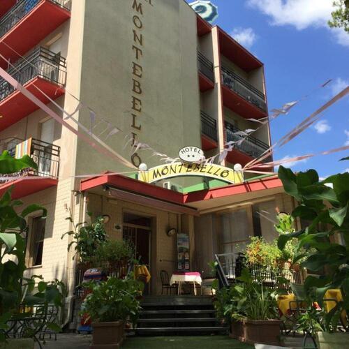 hotel montebello die liste der serviceleistungen des hotel montebello 2 sternein riccione. Black Bedroom Furniture Sets. Home Design Ideas