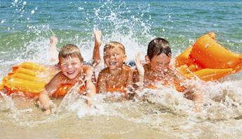 END OF MAY OFFER WITH CHILDREN AND PARKS FREE FUN IN RICCIONE